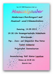 Musicalzauber