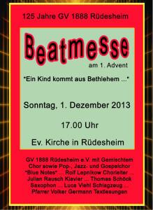 Beatmesse