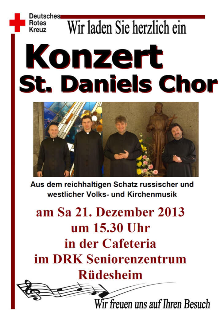 Konzert DRK