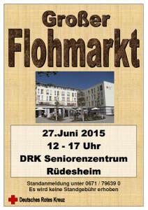 FlohmarktDRK07062015