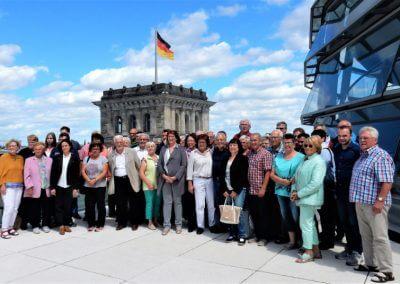 Seniorenausflug 2017 Berlin